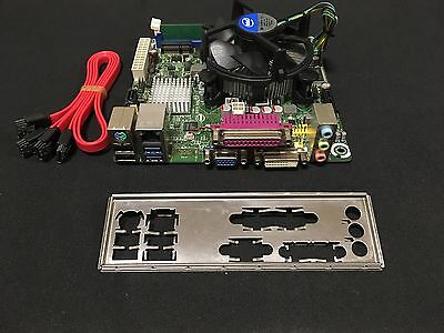 Intel DH61DL with i3-2100/2120 3GHz+ and 2GB RAM! Mini-ITX Bundle for PC! SALE!