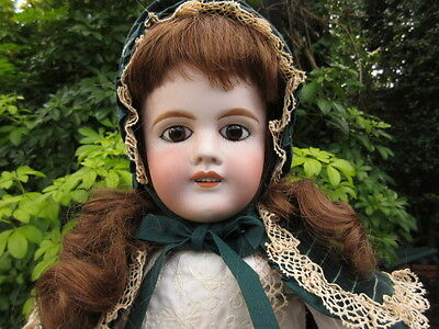 Very Pretty Mon Cherie French Antique Doll