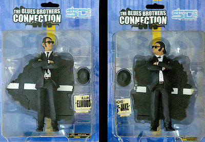 Figuras The Blues Brothers Connection SD Toys