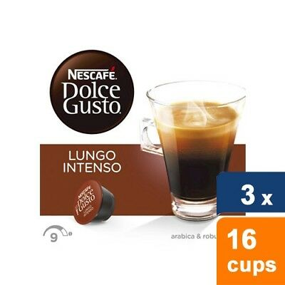 Dolce Gusto Lungo Intenso 3 x 16