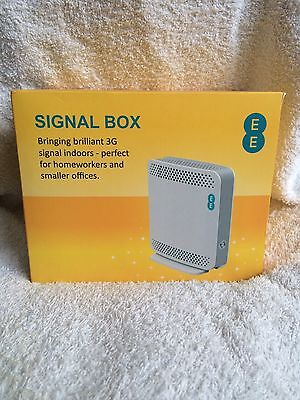 EE 3G Signal Strength Booster Box | Brand New | Unregistered