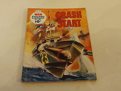WAR PICTURE LIBRARY NO 16!,dated 1959!,GOOD for age,V RARE 58! YEAR OLD issue.