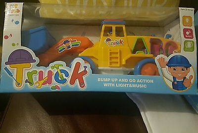 toddler toy truck