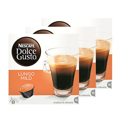 Dolce Gusto Lungo Mild 3 x 16