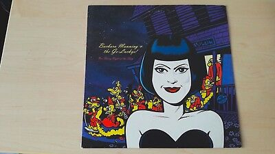 Barbara Manning & The Go-Luckys! – One Starry Night At The Shop lp