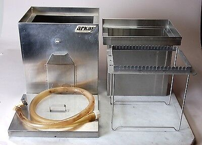 Arkay Stainless negative/print washer with EXTRA tank
