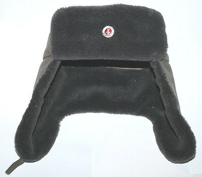 Military East German Enlisted Winter Hat (Folds Up & Down) (Size 57)