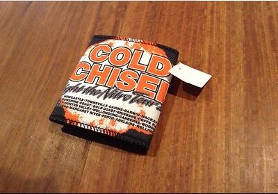 Cold Chisel Stubby Can Holder,  New