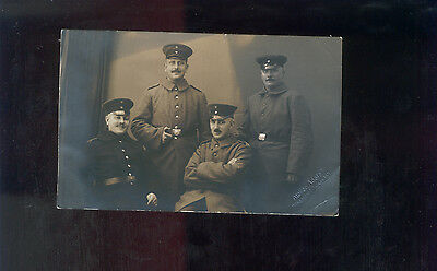 CA,  WW1, Germany, German Officers, Group photo, Cabinet Photo