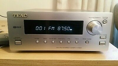 Teac Am/fm Stereo Tuner T-H300