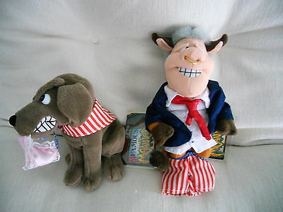 Bill Bull Clinton And Buddy Infamous Meanies -- Rare