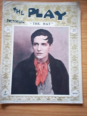 THE PLAY PICTORIAL Issue 269 The Rat