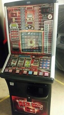 Deal Or No Deal Red Mist Club Machine