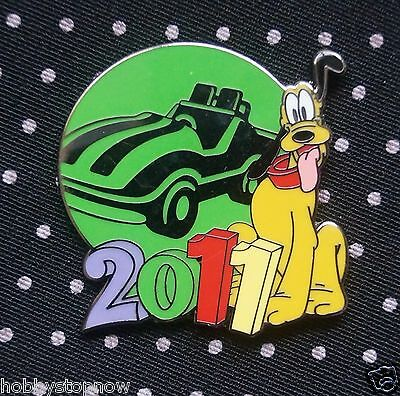 Disney Pin PLUTO Character Dated 2011 BD2