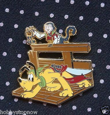 Disney Pin PLUTO Pirates of the Caribbean from the Starter Set 2009 BD2
