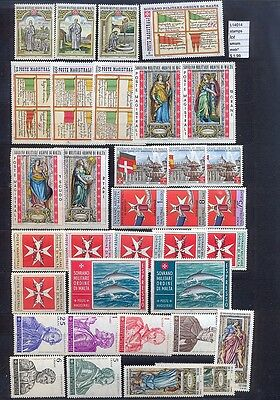 Stamps Lot Smom  Mnh**  (L14014)