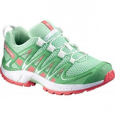 Chaussures Junior Salomon Xa Pro 3d Lucite Green