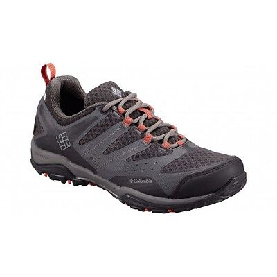 Chaussure De Trail Columbia Peakfreak Xcrsn Xcel Outdry Grill Light Grey