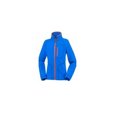 Polaire Columbia Fast Trek Ll Zip Super Blue Orang