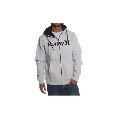 Sweat Hurley Surf Club O&o Zip 2.0 Grey