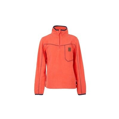 Polaire Rip Curl Jr Micro Fleece 1/2z Cayenne