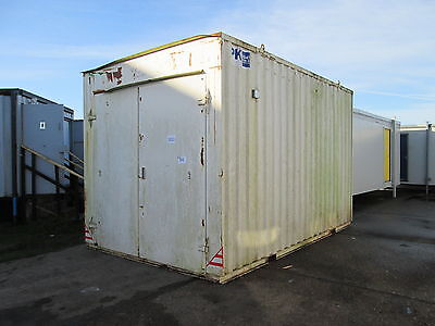 Steel Store, Container, Storage, High Store 16 x 10 (1011)