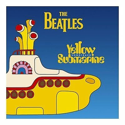 The Beatles Yellow Submarine Songtrack Greeting Birthday Card Any Occasion Fan