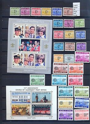 Stamps Lot British Colonies  Mnh**  (L14012)