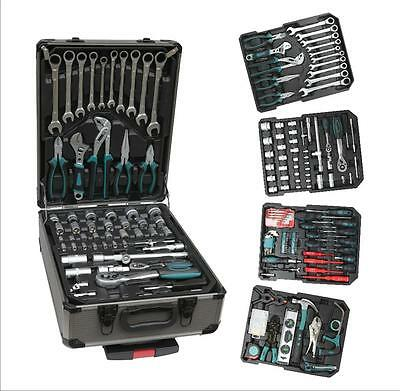 A GRADE SAC 187 Piece Professional Tool Chest Kit - HUGE COLLECTION OF TOOLS!