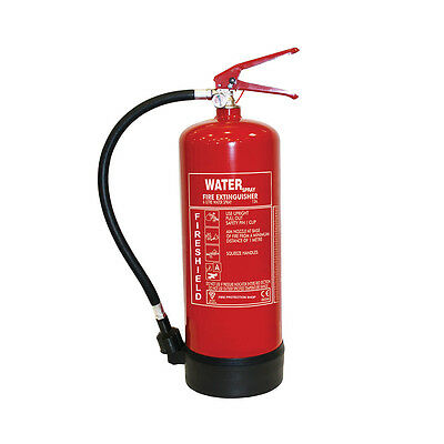 Water Additive Fire Extinguisher - 3Ltr Water Additive Extinguisher FireShield P