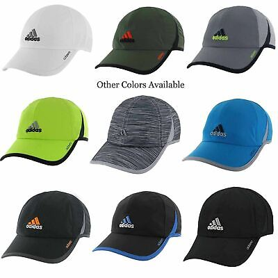 really comfortable new high nice cheap MENS ADIDAS ADIZERO Superlite Cap ClimaCool Hat Black Red ...