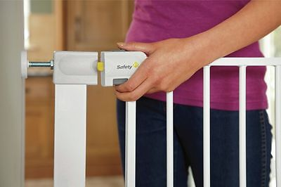 secure your home with Pressure Fit Metal Safety Gate