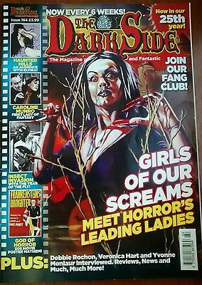 The Dark Side Issue 164 Horror Girls of our Screams