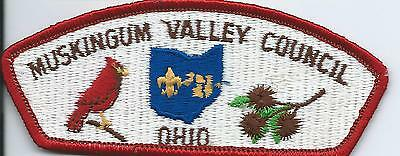 Boy Scout Muskngum Valley Council S1b Csp OH