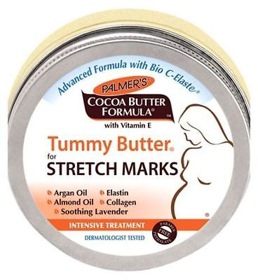 Palmer's Cocoa Butter Tummy Butter for Stretch Marks Intensive Treatment 125g