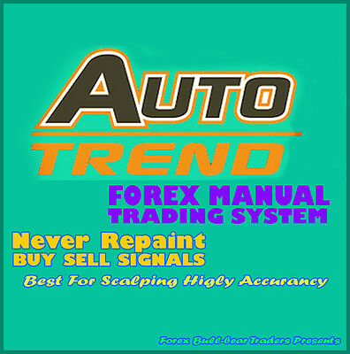 Forex Indicator Trading System Best mt4  trend Strategy AUTO TREND