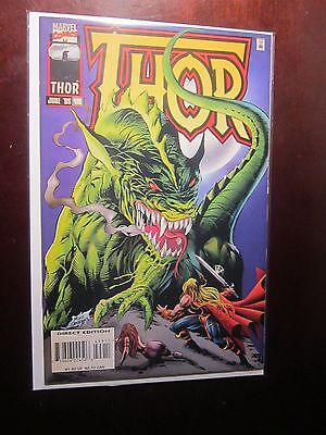 Thor (1962-1996 1st Series Journey Into Mystery) #499 - 8.0 VF - 1996 - NS