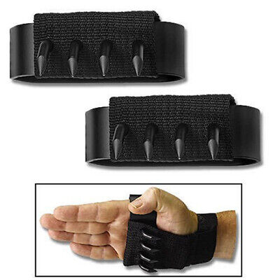 2 Pc. Ninja Shuko Hand Claws Climbing Tiger Spikes