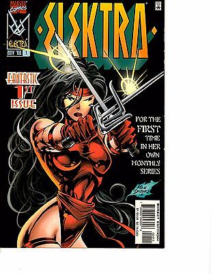 Lot Of 8 Elektra Marvel Comic Books # 1 2 3 4 5 6 7 8 NM Range Daredevil DC3