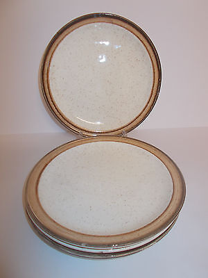 4 x Carrigaline Pottery Side Plates County Cork Ireland 17.7cm Lovely