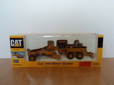 Norscot CAT Caterpillar 24H Motor Grader tractor 1:50 Scale