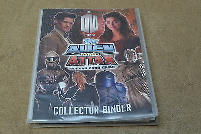 Topps Doctor Who Alien Attax Trading Card Game - Cards Missing