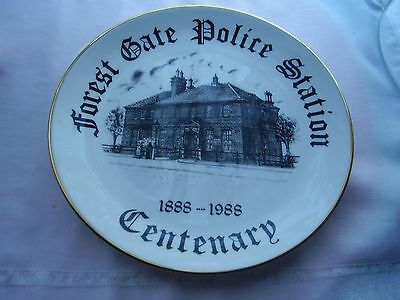 Forest Gate police station 100 years commemoration