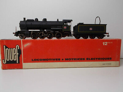 French Jouef HO Electric Steam Type  Loco 140C (Boxed)