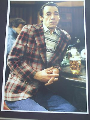 Roger LIoyd Pack Only Fools And Horses Genuine Signed A4 Photograph