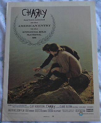 CHARLY (vintage 1968 ad) excellent condition