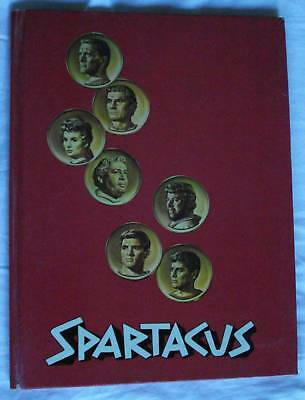 SPARTACUS (rare production book)