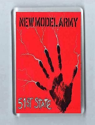 Magnet: NEW MODEL ARMY 51st State indie alt. punk