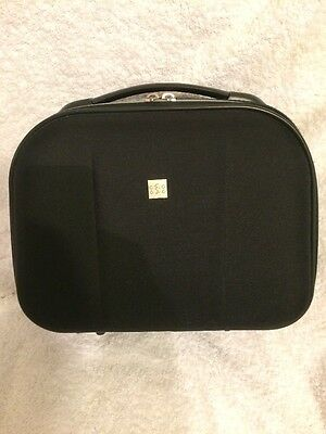 Quality Hard Case Vanity Case Beauty Luggage Ladies Fre3dom Freedom Weekend