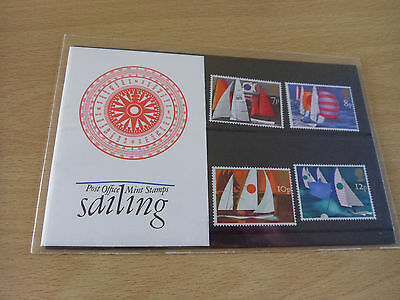 Post Office Stamps (Sailing)